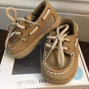 Sperry Top-Sider Infant Boat Shoes